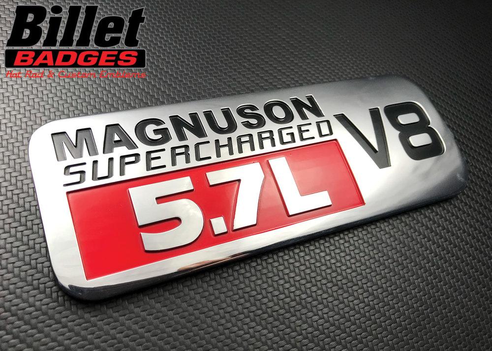 Magnuson Supercharged V8