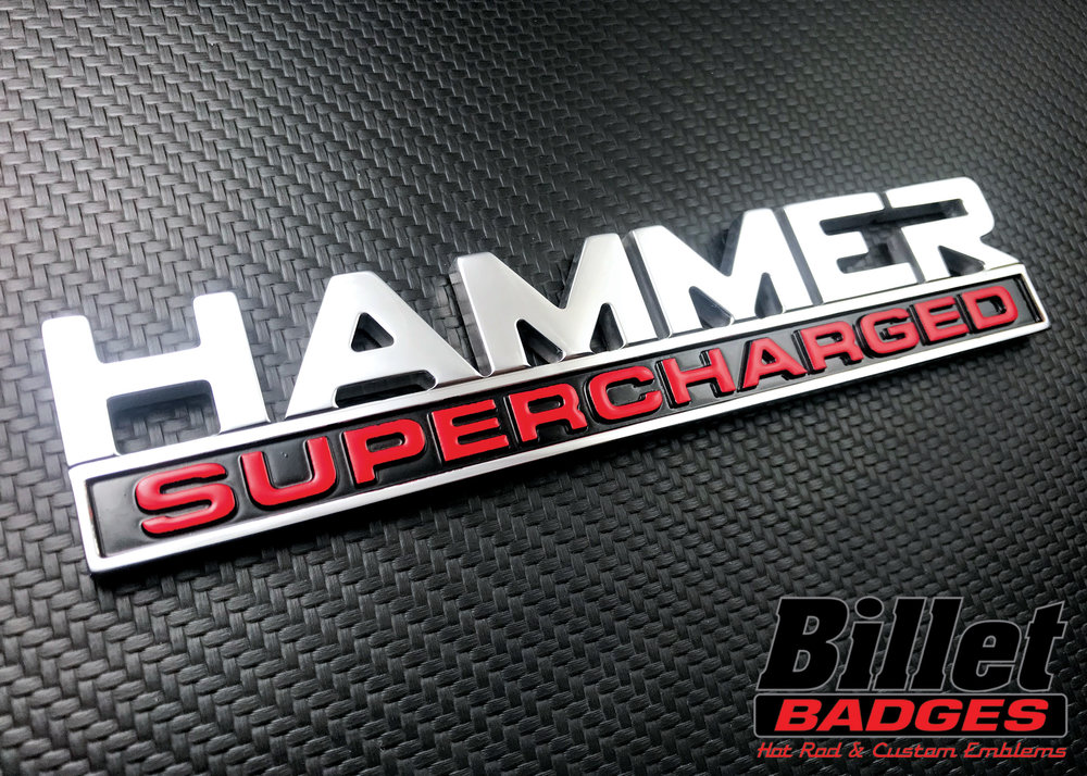 Hammer Supercharged