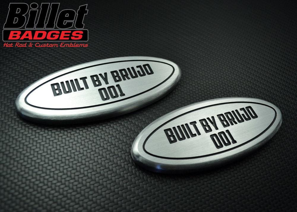 Brujo Built