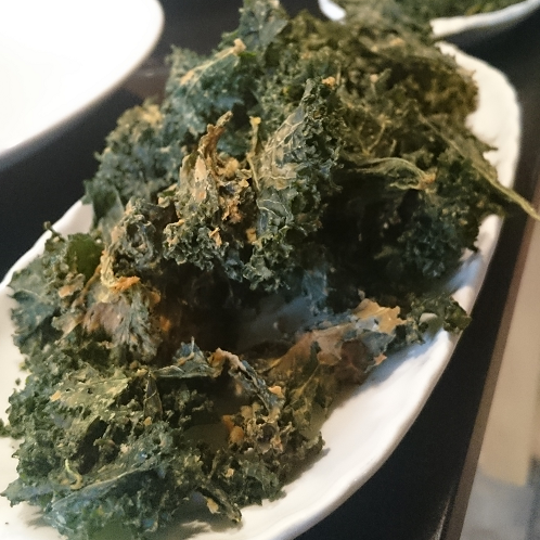 BAOBAB & PARSLEY KALE CRISPS
