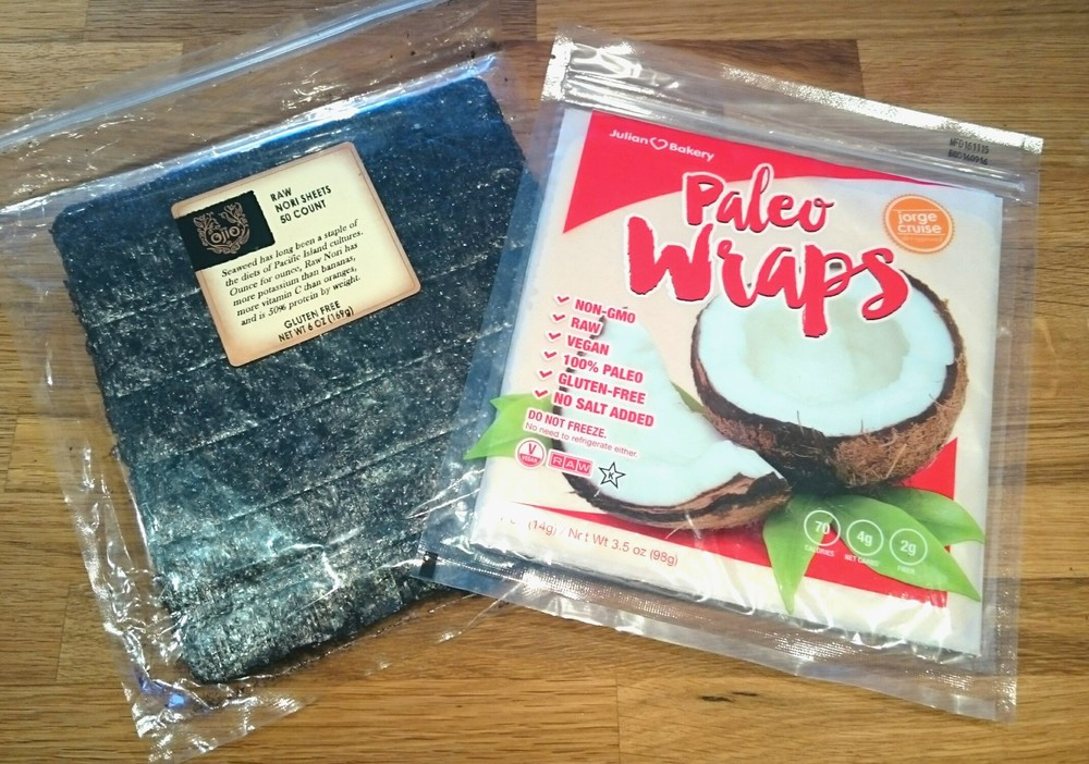 Have a look on Raw Living website to buy these wraps