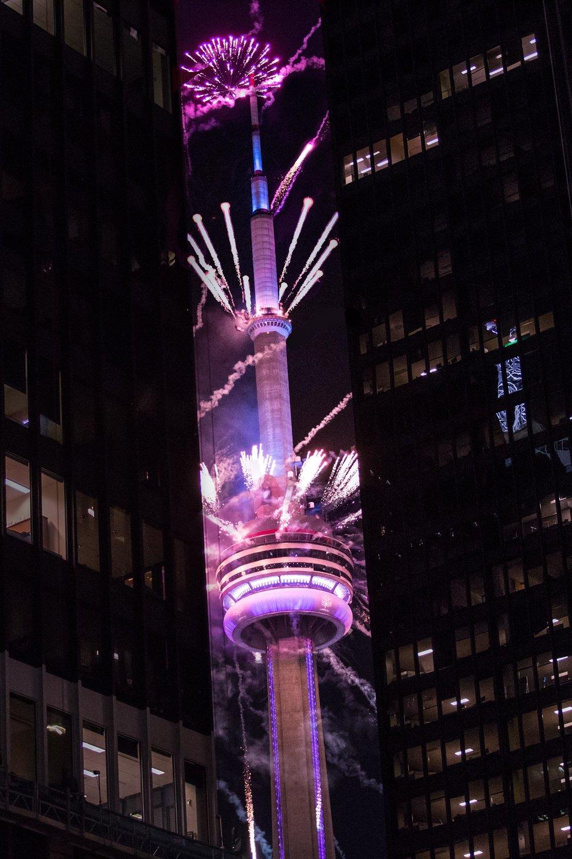 150 Canada Day Fireworks