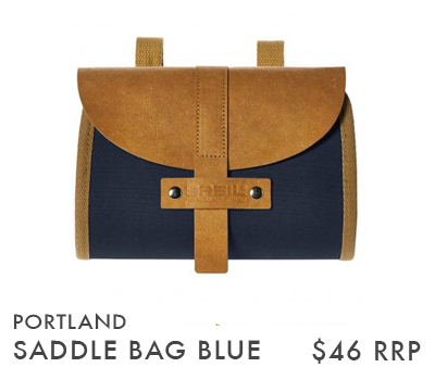 PORTLAND SADDLE BLUE