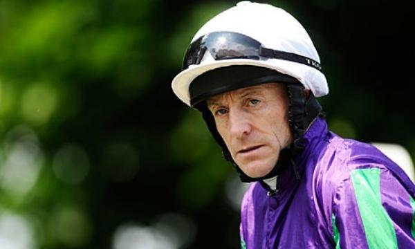 Kieron Fallon, fallen Champion Jockey