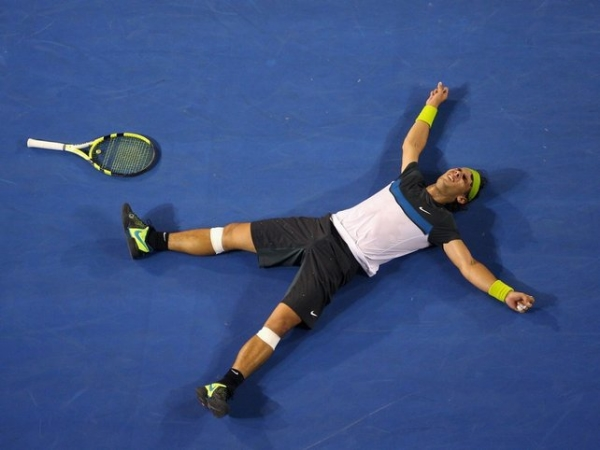 A Knackered Nadal