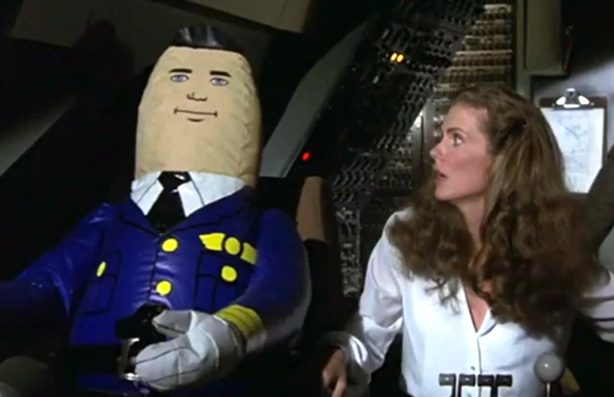 She was beginning to have doubts about the effectiveness of the autopilot.