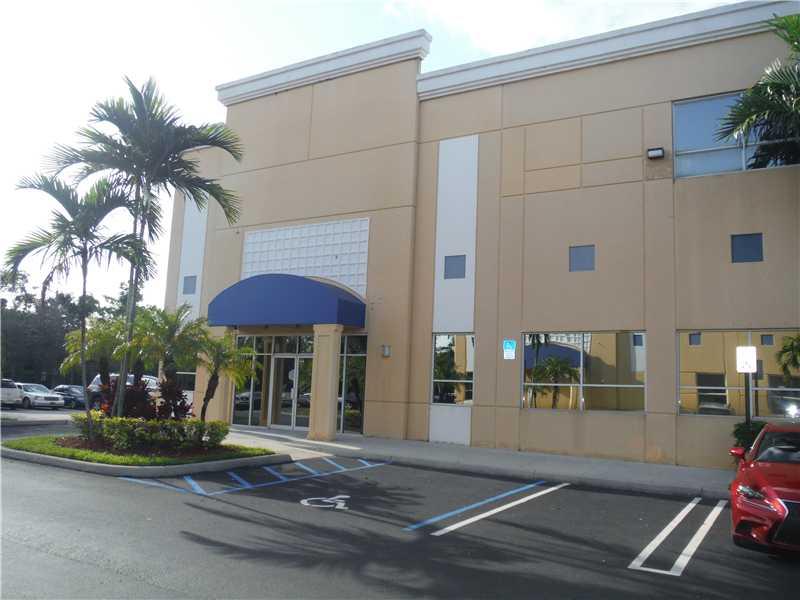 Ft Hub Doral Warehouse 19 Sq - 340 Miami —