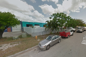 Miami - 12,993 sq. ft  .   $1,150,000