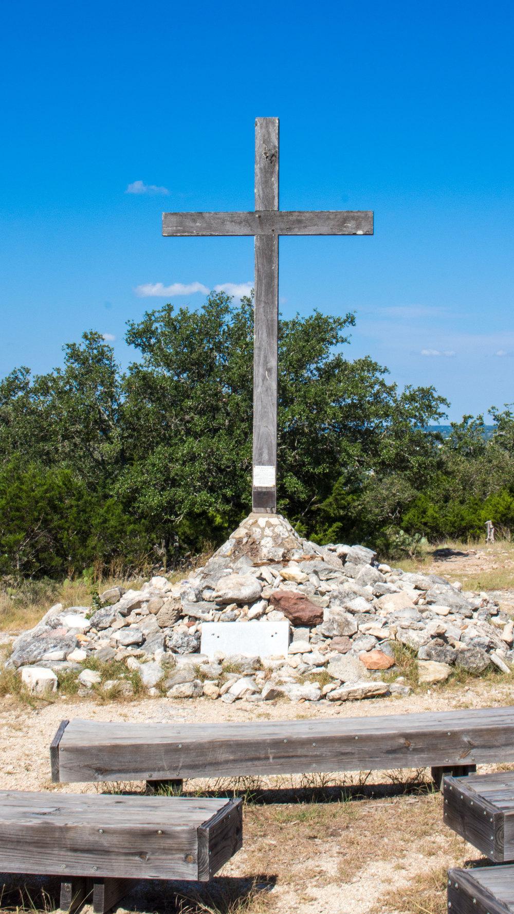 Bolivian Cross at Mount Wesley 20150825 3.jpg