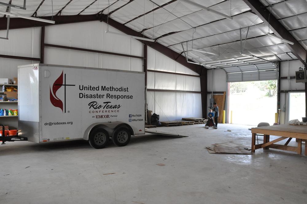 Disaster Response Martinez Center Empty No buckets 02.JPG