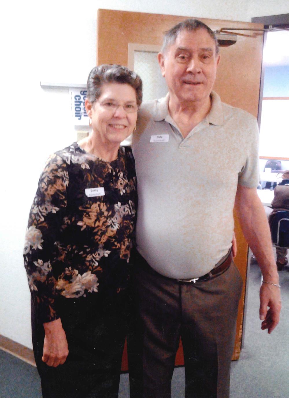 Dale and Betty Keuhnhof