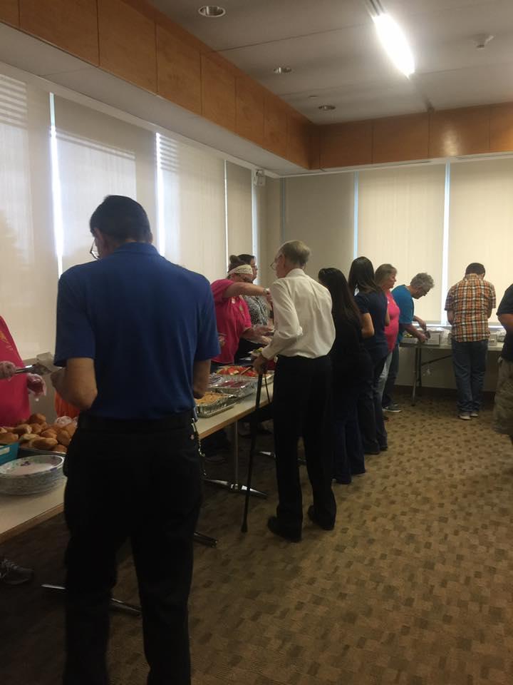 Cimarron Praise UMC Mothers Day at Methodist Hospital Stone Oak 04.jpg