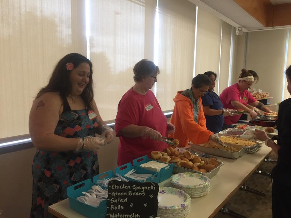 Cimarron Praise UMC Mothers Day at Methodist Hospital Stone Oak 05.jpg