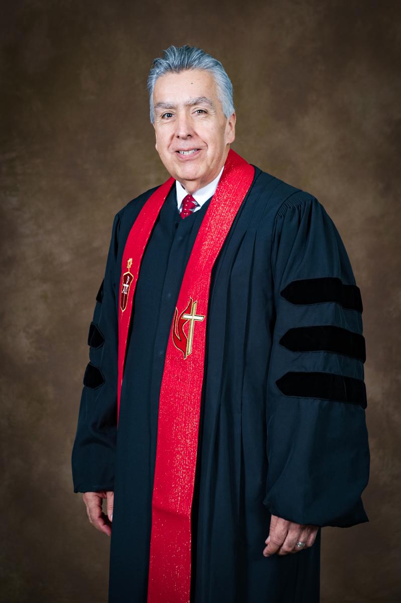 Bishop Ruben Saenz, Jr.