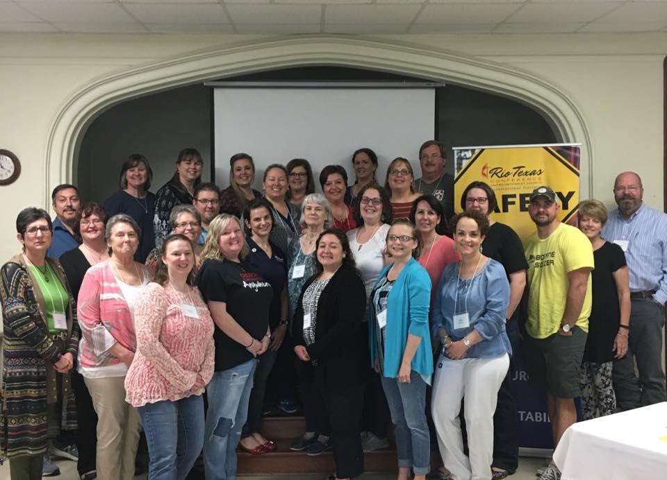 27 new Trusted con Confianza facilitator trainers.