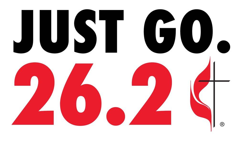 26.2 miles (marathon) = 52,400 steps