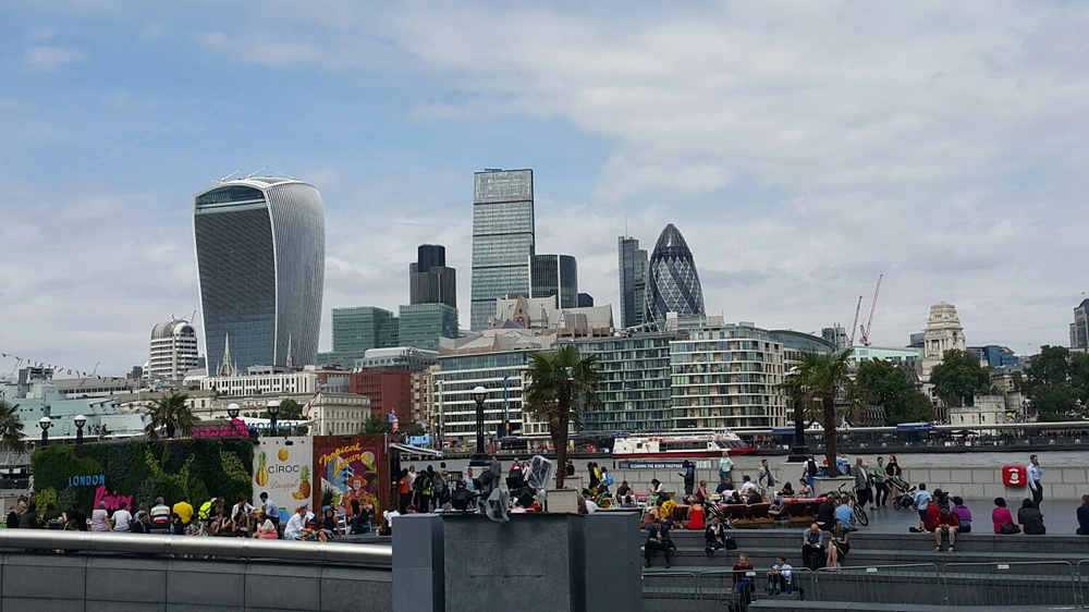 And the New,  city of London