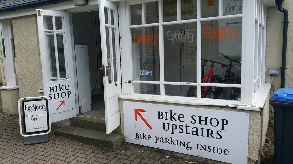 18 bikes Hope valley