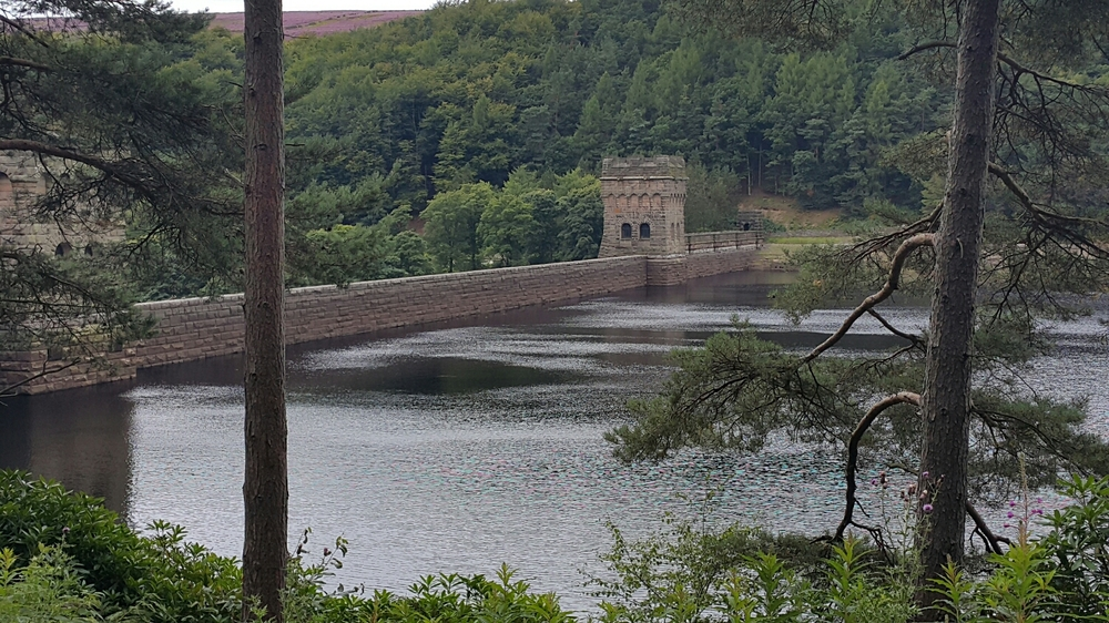 Should think there are a few practice bombs sitting at the base of this dam.