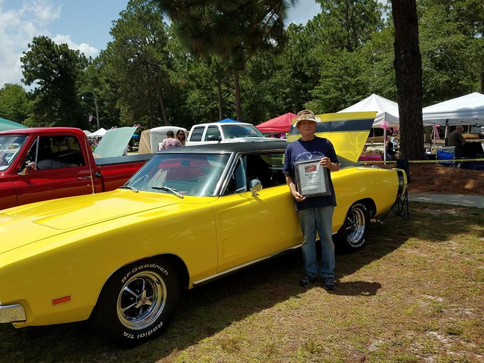 2017 Lexington County Peach Festival Car Show  Best in Show.