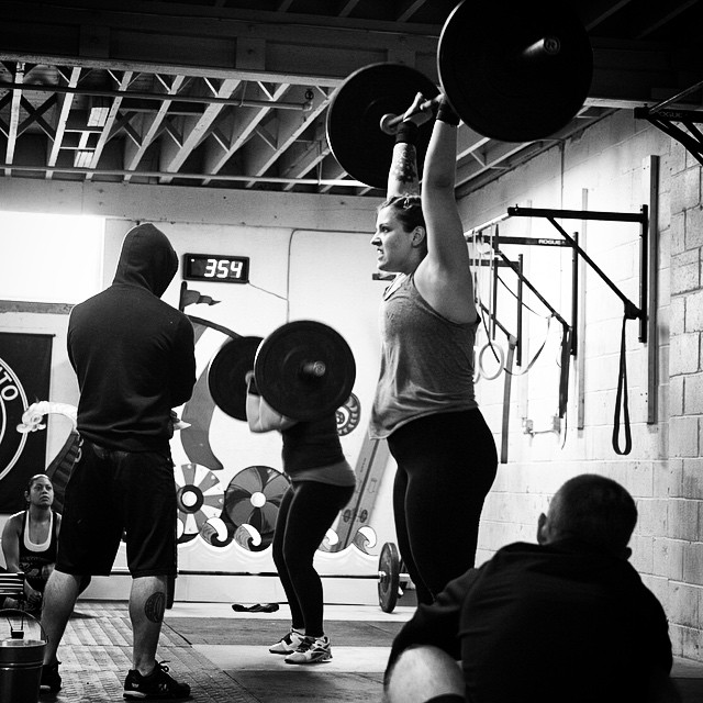 I have spent the last Sunday's at  West Toronto Crossfit  with some of my favourite people and best friends. Not only do we support each other at the gym but they also have been incredibly helpful at pushing me towards my photography career. I am a lucky human being to be able to call them my friends.    Sunday, March 29th, 2015