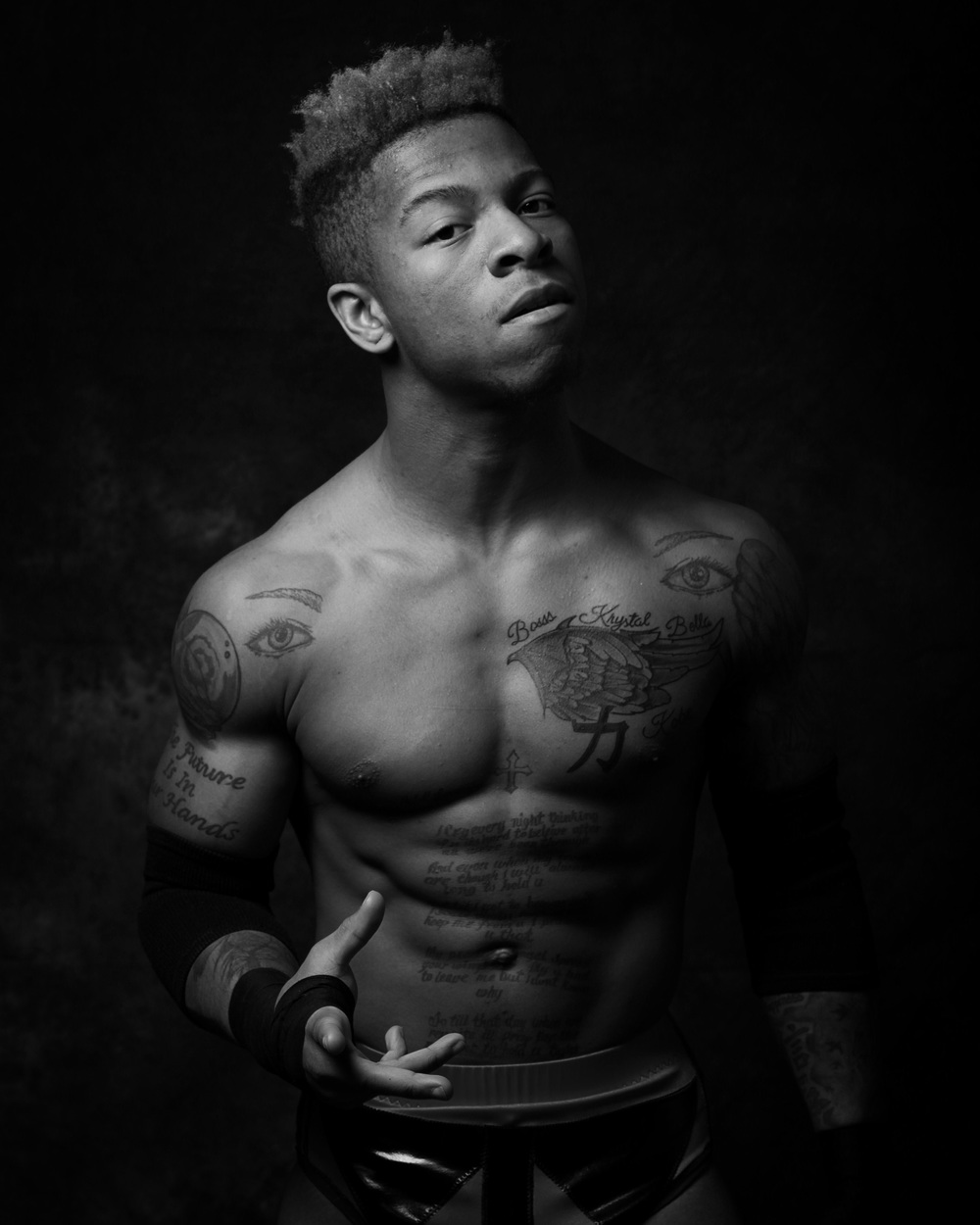 Follow Lio Rush on Instagram @Rushliorush