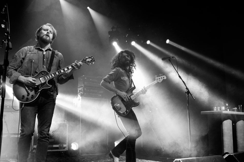 The Sheepdogs - Danforth Music Hall 2016