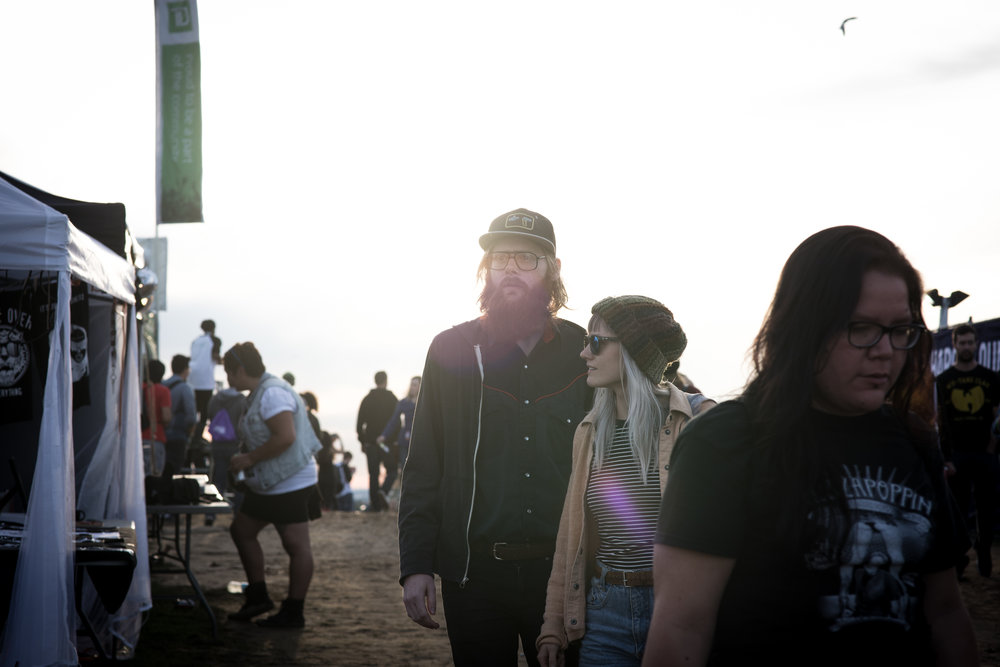 The people of RiotFest