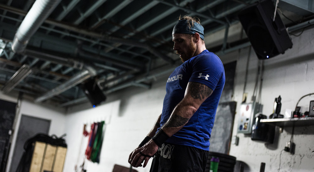 West Toronto Crossfit - My other home away from home.