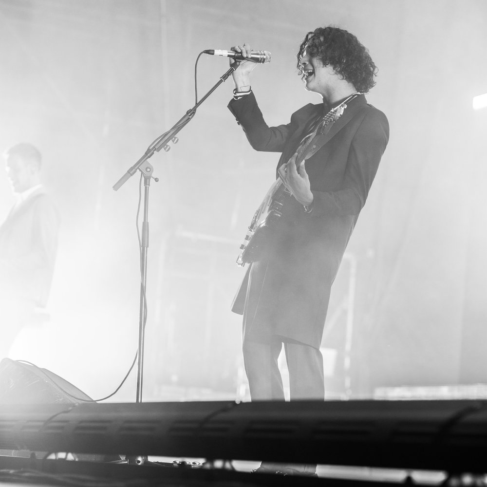 The 1975, Echo Beach 2016