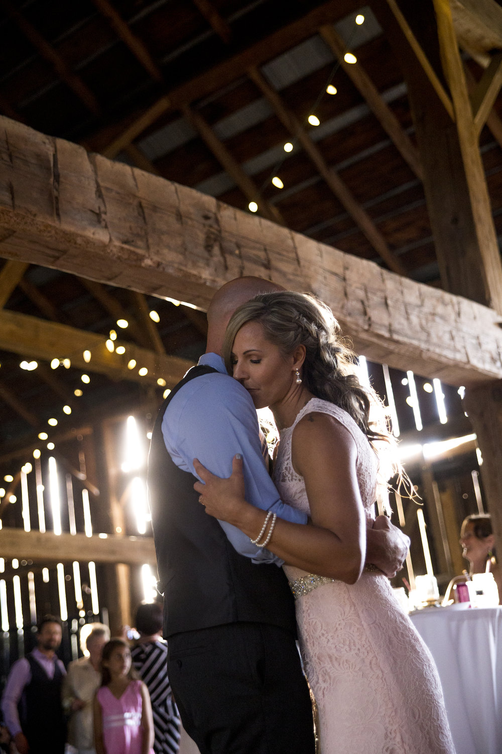 Amanda and Dave's wedding June 2015