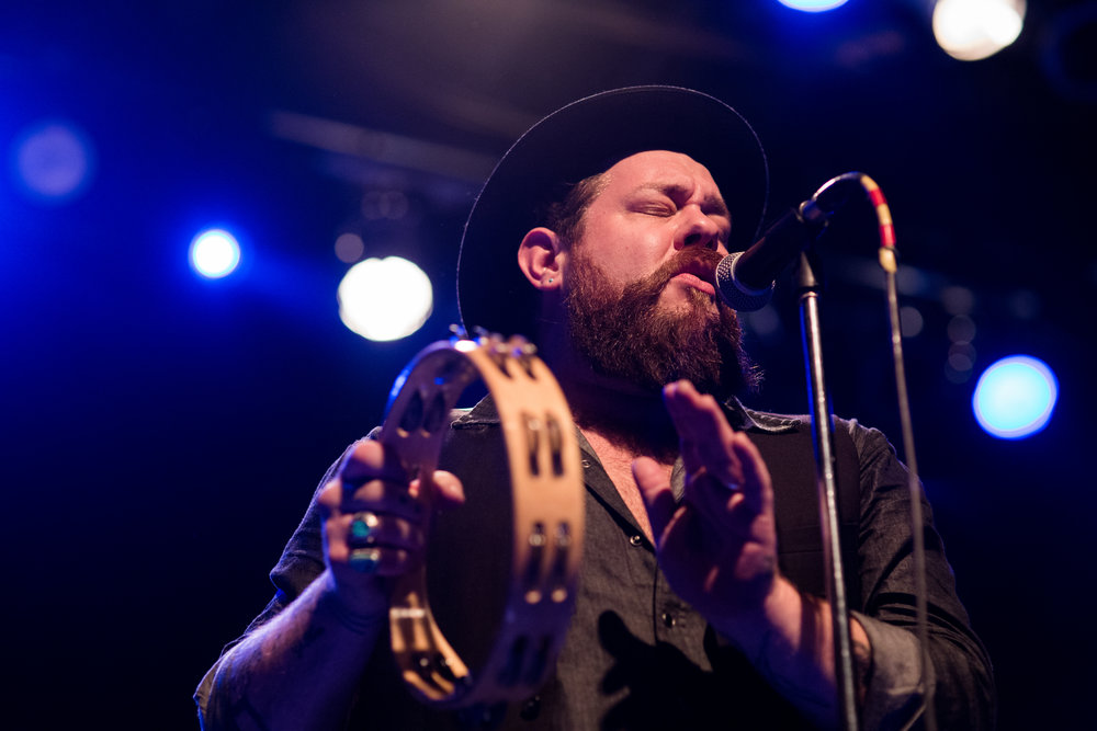 Nathaniel Rateliff, The Phoenix Concert Theatre December 2015