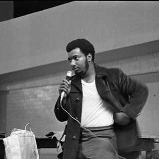 """I arrived on the day Fred Hampton died."" Hov #ripfredhampton #bpp One of the greatest revolutionaries and gifted minds to walk the earth."