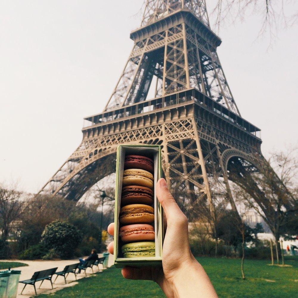 PARIS  (coming soon!)