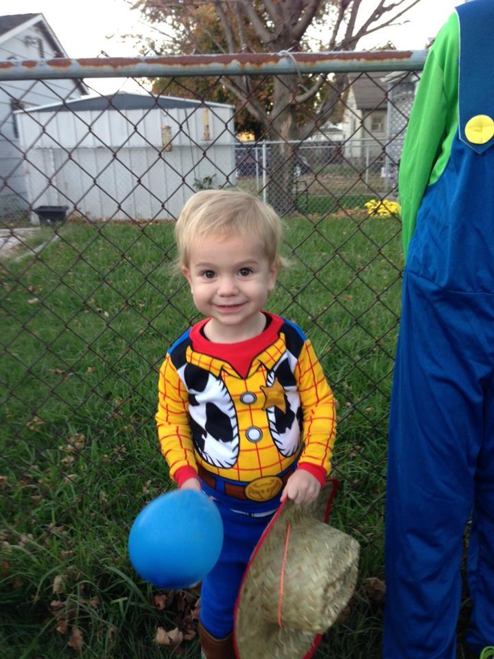 Felix Woody Halloween 2012
