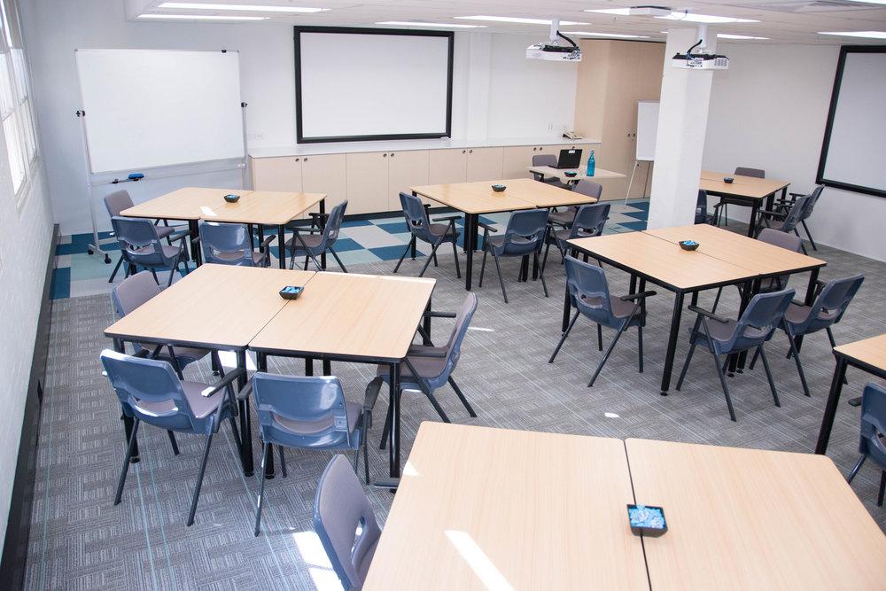 Trade Union Training room