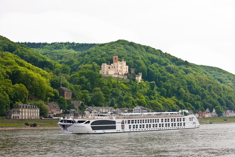 SS Maria Theresa  Photo courtesy of Uniworld Boutique River Cruise Collection