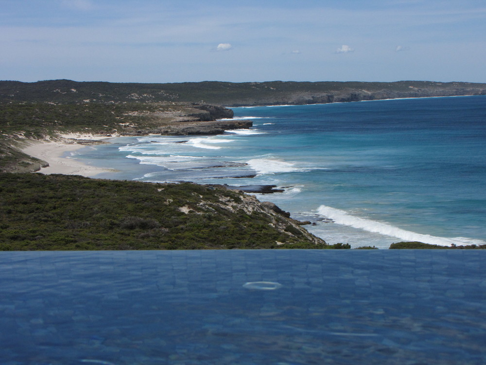 Southern Ocean Lodge   (photo credit  Pedro O'connor  and Exceptional Kangaroo Island)