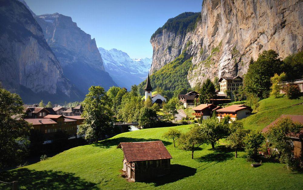 Berner-Oberland Switzerland