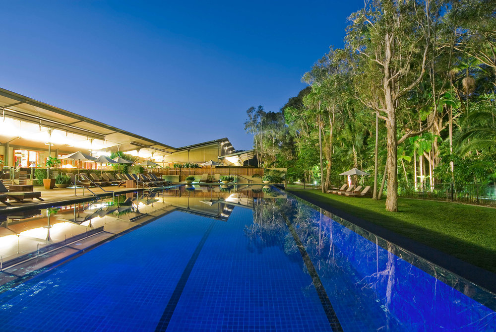 The Byron at Byron Resort & Spa (photo credit The Byron)