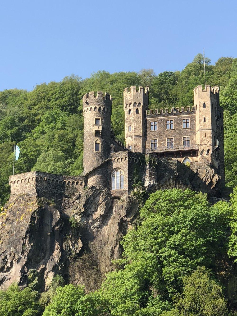 Castles galore!