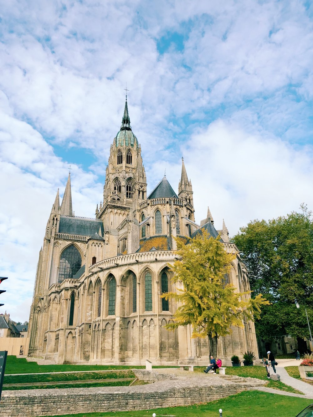 France has such beauty and history.