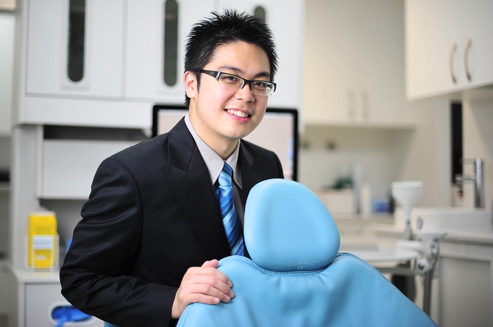 Dr. Erik Fung  -  Principal Dentist