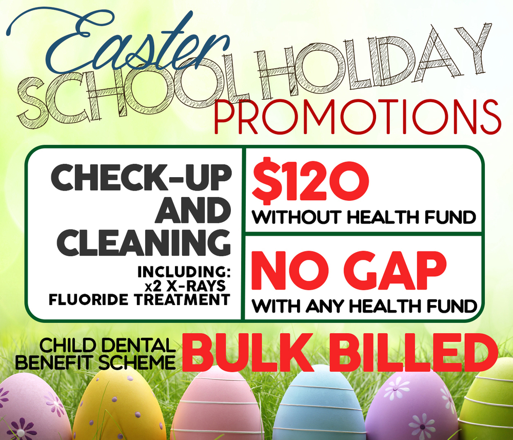 Easter holiday promotions