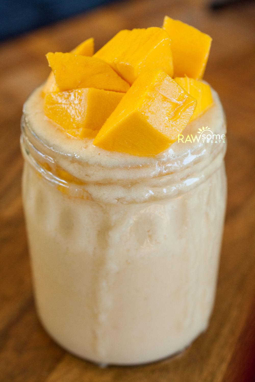 Grapefruit Pineapple Slush