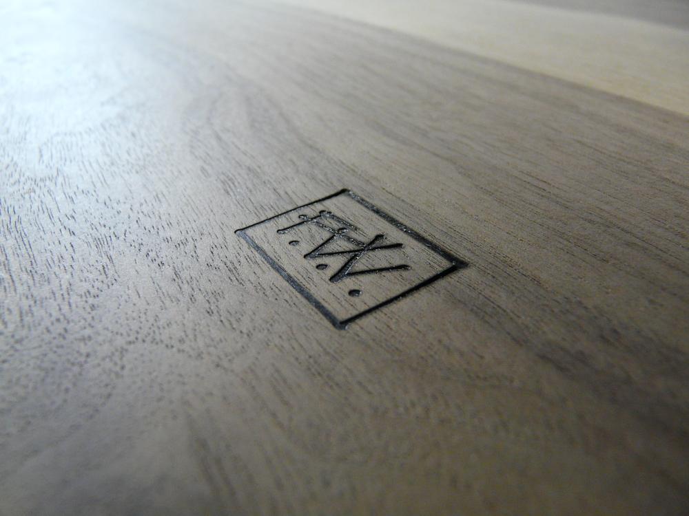 Maker's mark....