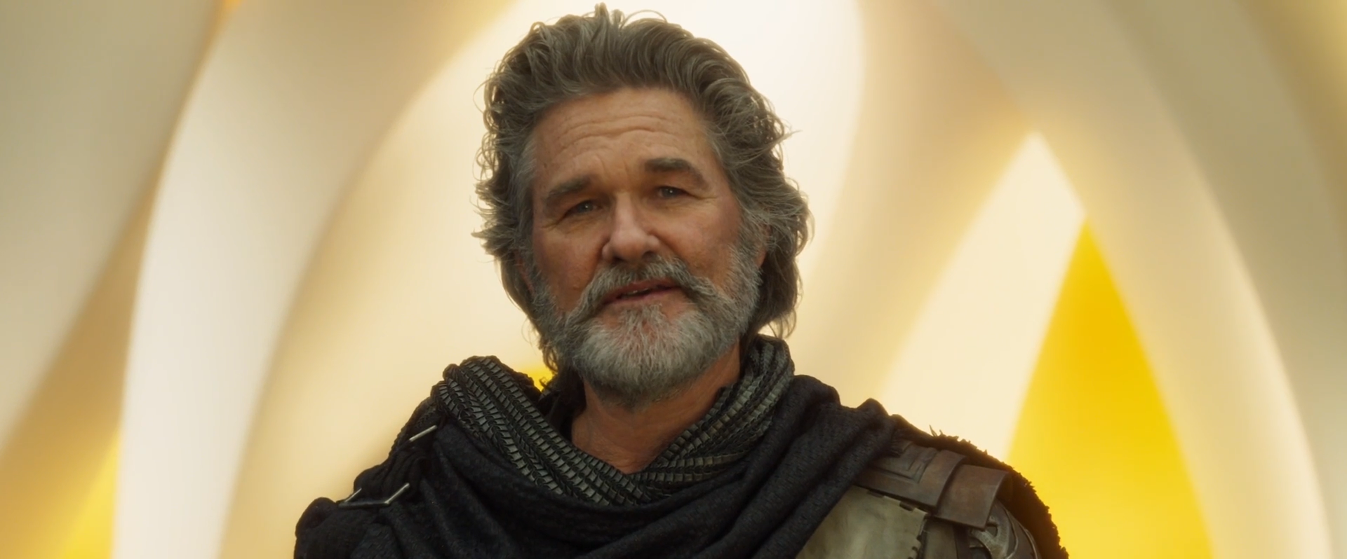 He's a dick. - Screenshot from Guardians of the Galaxy Vol. 2 (2017) trailer