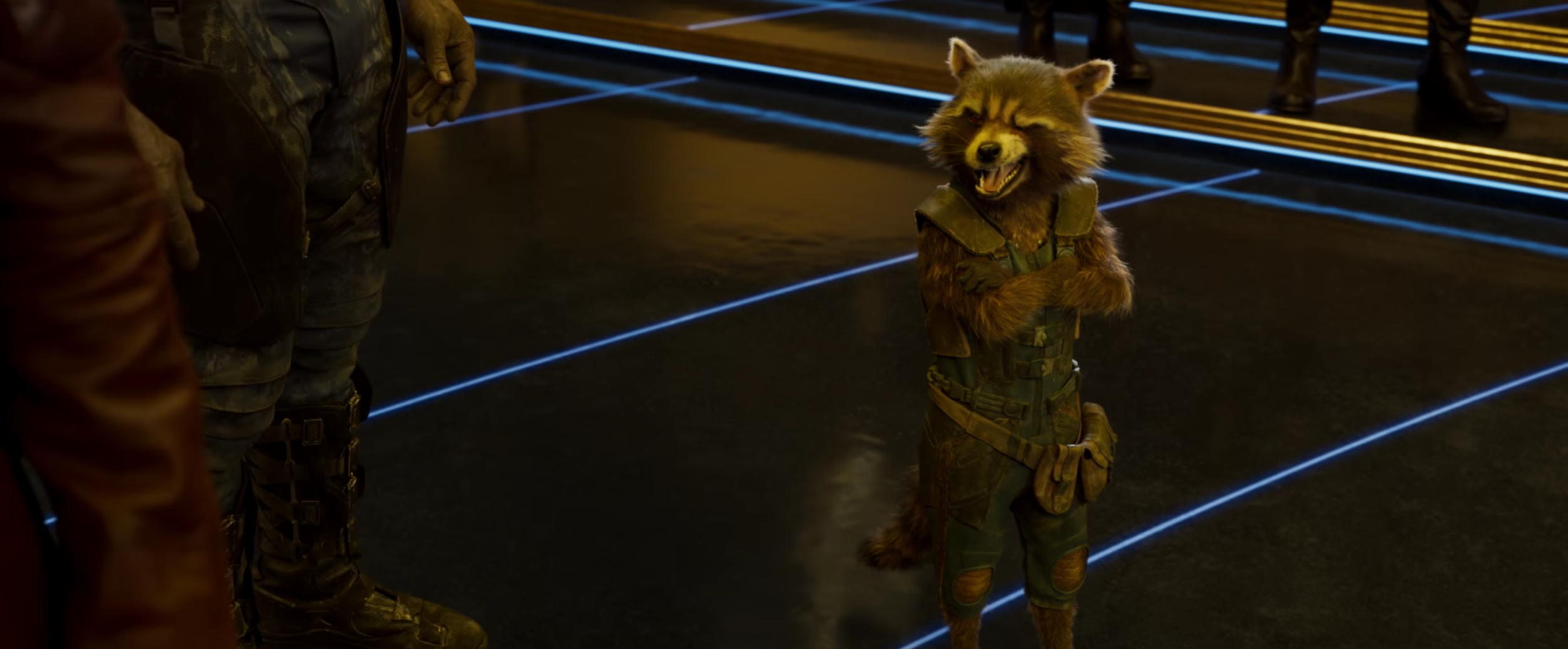 Screenshot from Guardians of the Galaxy Vol. 2 (2017) trailer