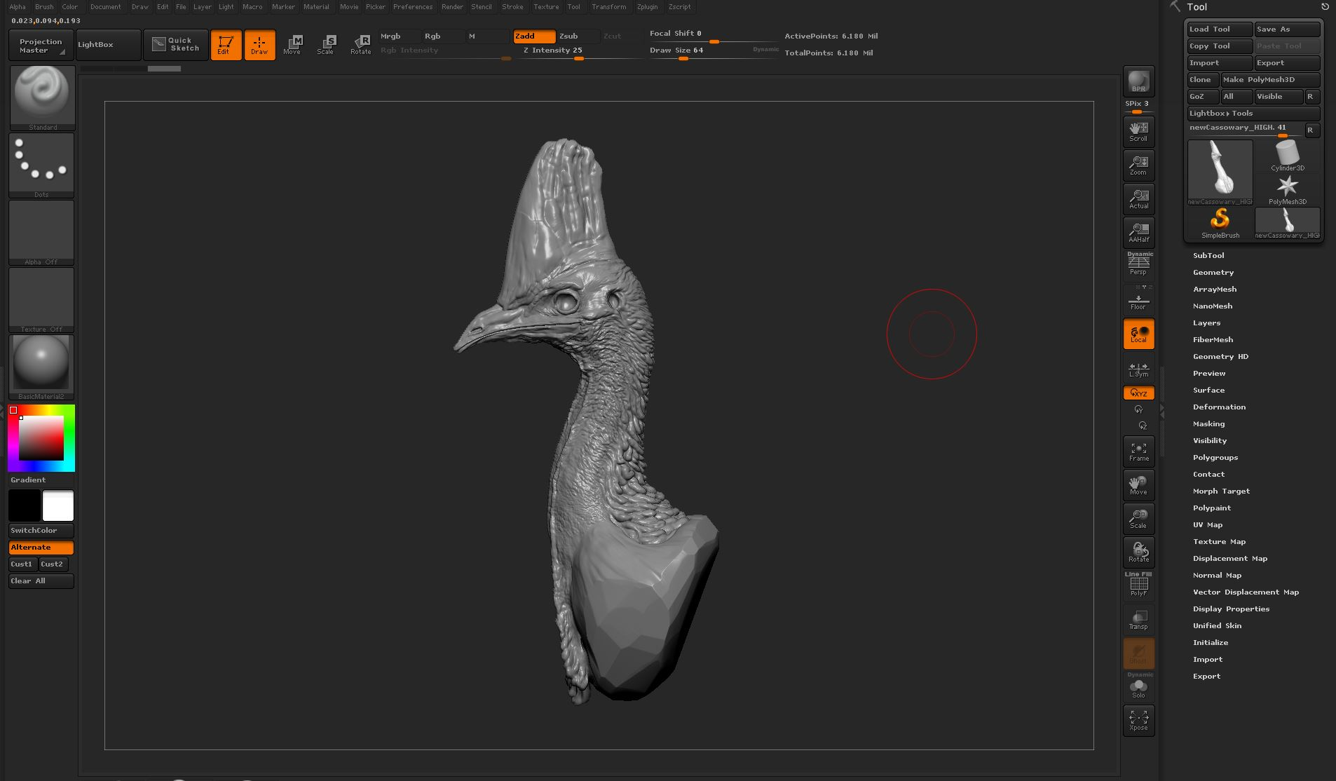 Improve Your Organic Textures with a Cavity Map
