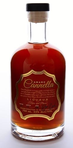Amaro Cannella - Sales Sheet -